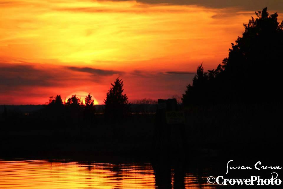 Patcong Creek Sunset