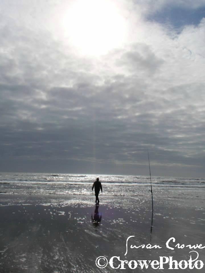Surf Fishing