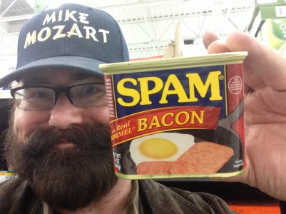 Photo Credit: Mike Mozart / Flickr (CC BY 2.0) The thought of this guy making and serving me this spam is more alluring than internet spam.
