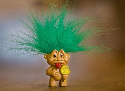 sick troll